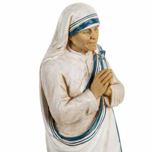 Statuen aus Harz und PVC: Statue Mutter Teresa aus Harz 50cm, Fontanini