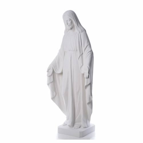 Statue Rédempteur poudre de marbre 130 cm s2