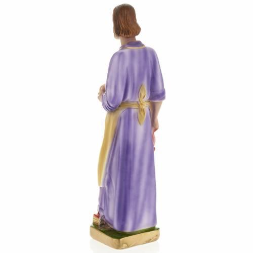Statue Saint Joseph travailleur plâtre 30 cm s4