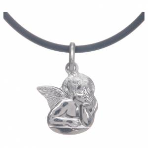 Sterling silver Raffello's angel  necklace s1
