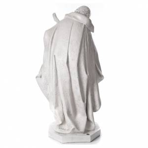 Stock Nacimiento 125 cm resina Fontanini acabado Carrara s3