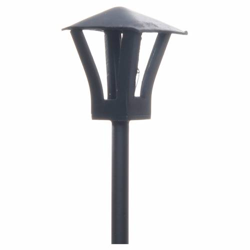 Street lamp for 20cm nativities s2