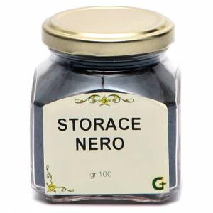Styrax noir s1