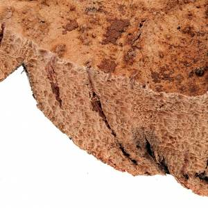 Sughero in pezzi al naturale presepe 250 gr s2