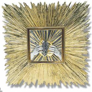 Sagrario de pared partir el pan con rayas s1
