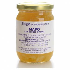 Jams and Marmalades: Tangelo marmalade of the Carmelites monastery 310g