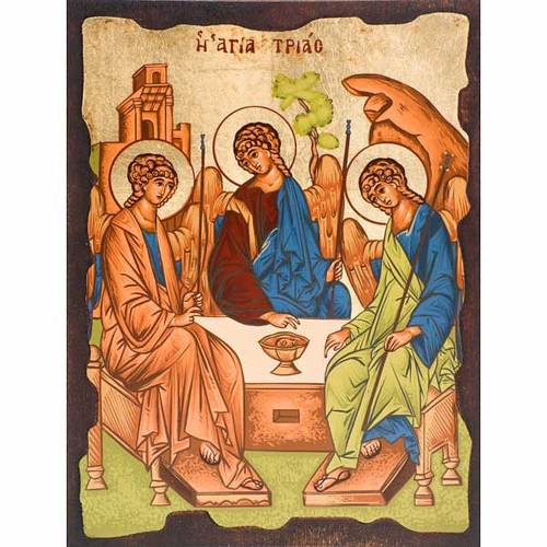 The Holy Trinity of Rublev s1