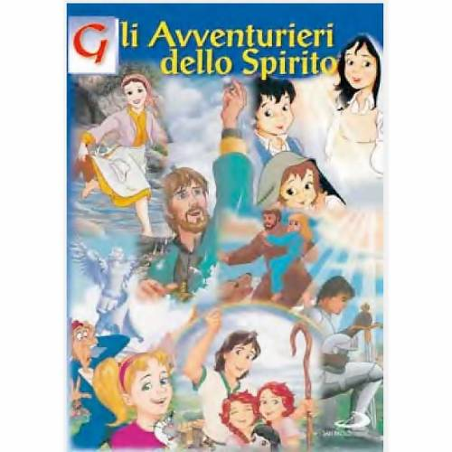 The Spirit's adventurers s1