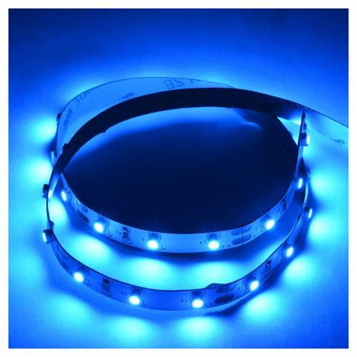 Tira de LED Power 'PS' 30 LED 0.8 x 50 cm. azul Frial Power s2