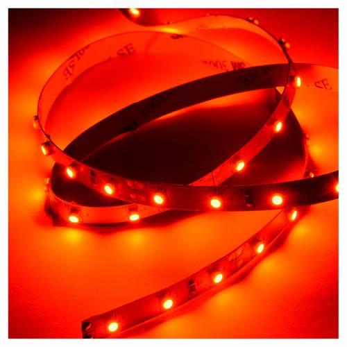 Tira de LED Power 'PS' 45 LED 0.8 x 75 cm. rojo Frial Power s2