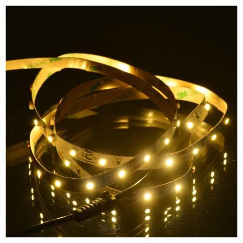 Tira de LED Power 'PS' 60 LED 0.8 x 100 cm. blanco caliente Fria s2