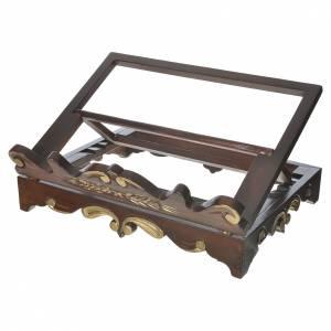 Tischpulte: Tischpult aus Holz Barock Stil 40x30cm