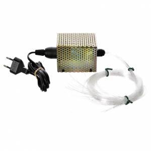 Étoiles fibre optique 50 fils 25W 220V s1