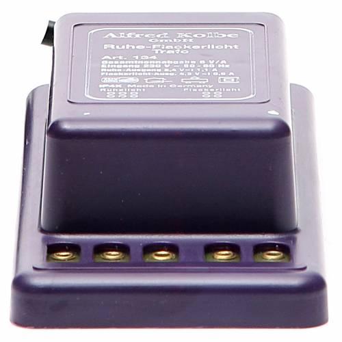 Transformateur pour éclairage 220V - 3,5V s2