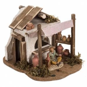 Vasaio presepe Fontanini per villaggio cm 12 s2