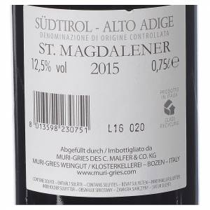 Vino S. Maddalena DOC 2015 Abbazia Muri Gries 750 ml s2