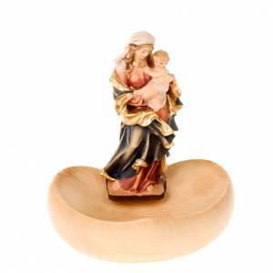Virgen con niño portarosario s1