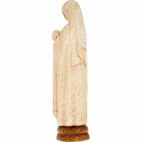 Virgin Mary with baby Jesus stone statue, Bethléem monast s5
