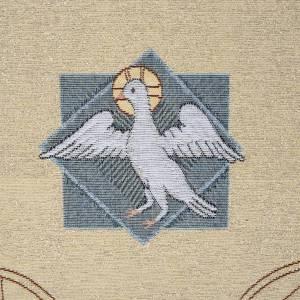 Voile d'ambon Sainte Trinité fond or s5