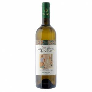 Weisswein Tuskanien Abtei Monte Oliveto 2015 s1