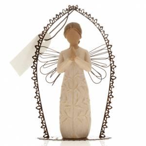 Willow Tree - A tree, a prayer - Trellis Ornament s1