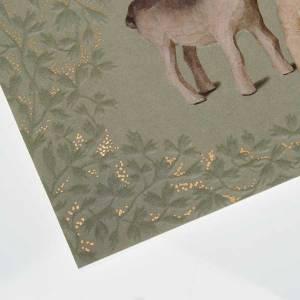 Willow Tree Card - Nativity (natività con bue e pecore) s3