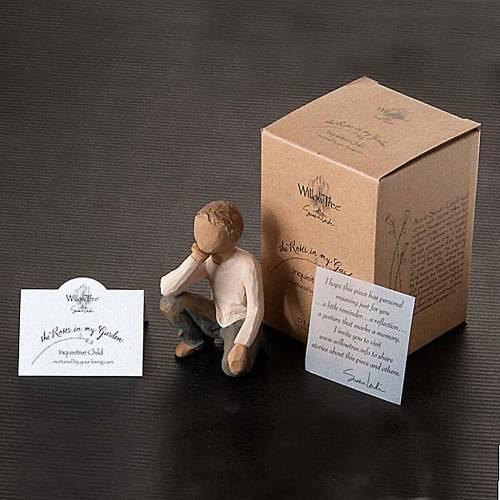 Willow Tree - niño curioso (Inquisitive Child) s5