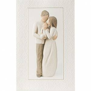 Willow Tree Card - Our Gift (amore famigliare) 21x14 s1