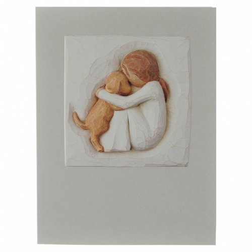 Willow Tree Card - True friend (amico mio) 14x10,5 s1
