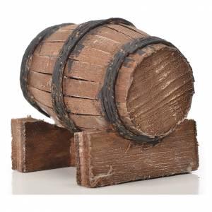 wooden barrel 7,5cm s3