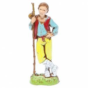 Nativity Scene by Moranduzzo: Young shepherd, classic style for nativities of 10cm by Moranduzzo