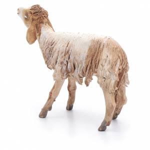 Krippenfiguren von Angela Tripi: Ziege für Krippe von 13cm Angela Tripi