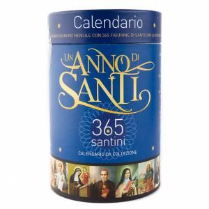Calendario Un año de Santos 2011 s2