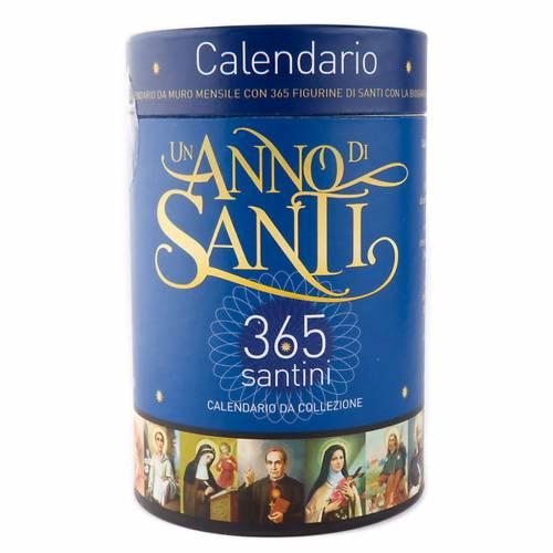 A year of Saints- Calendar 2011 s2