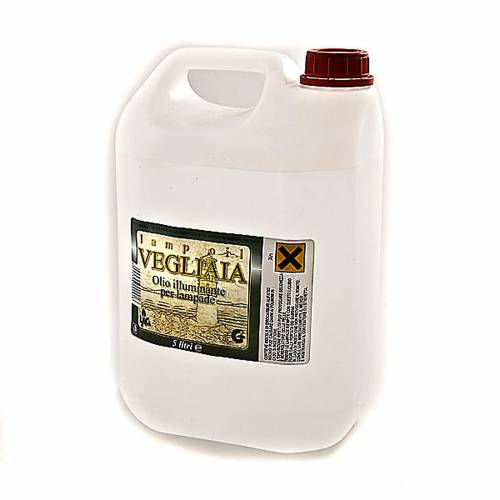 Aceite para lámparas bidón de 5 litros s1