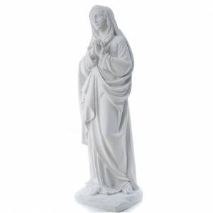 Addolorata cm 80 marmo bianco s2