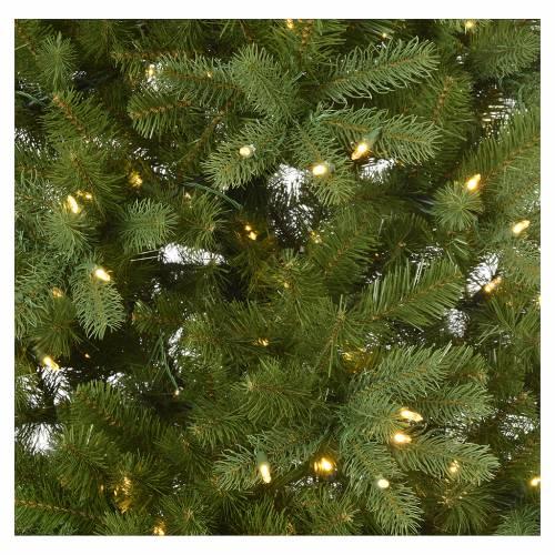 Albero di Natale 180 cm Poly memory shape luci Bluetooth s2