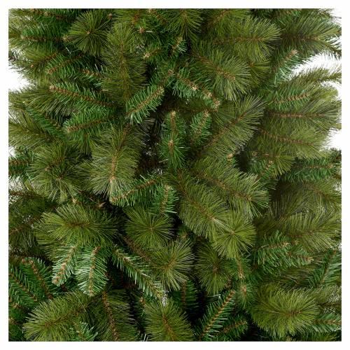 Albero di Natale 180 cm Slim verde pvc Rocky Ridge s2
