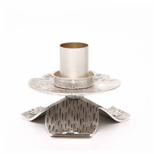 Altar candle holder with decorations s4