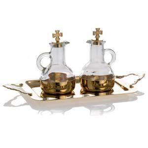 Ampolline Metallo: Ampolline vetro e ottone lucido