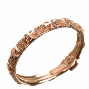 Anello decina oro 750/00 rosso - gr. 2,94 s2