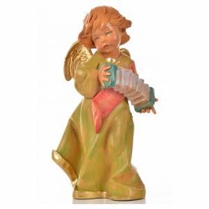Ange avec accordéon 20,5 cm Fontanini s1