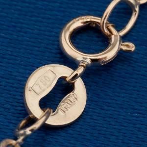 Colgantes, cruces y broches: Angel de Rafael collar oro 750/00 - 1,50 gr.