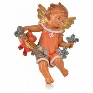 Angeli delle Stagioni 4 pz Fontanini 12 cm s4