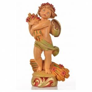 Angeli delle Stagioni 4 pz Fontanini cm 17 s5
