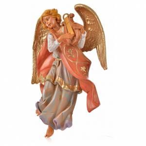 Angeli: Angelo con lira cm 21 Fontanini