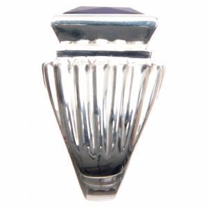 Anillo obispal plata 800 con amatista s4