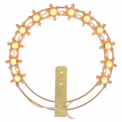 Aureola forma estrellas luminosa s1