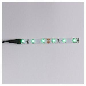 Bande verte 6 leds pour Frisalight 0,8x8 cm s1