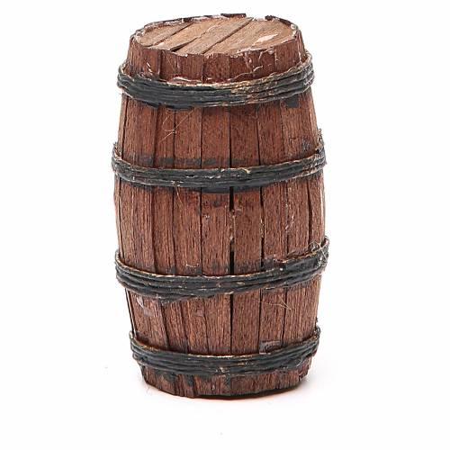 Barrel 8cm neapolitan Nativity s1